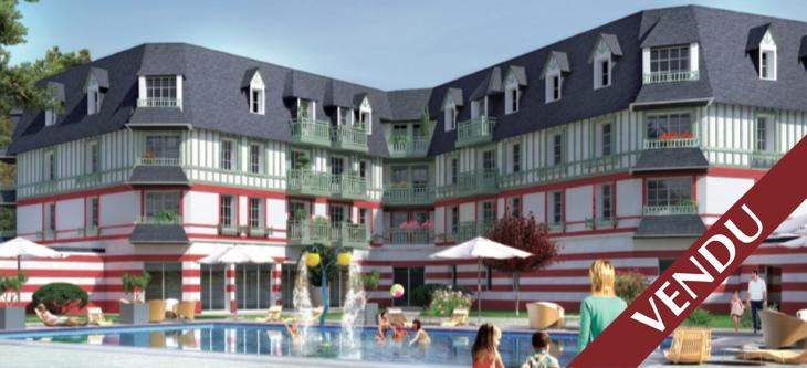 Résidence de Tourisme – Blonville-Sur-Mer