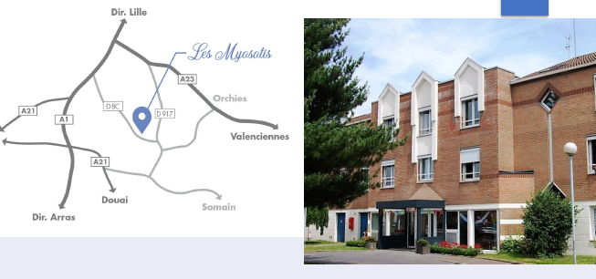 EHPAD – Raimbeaucourt (59)